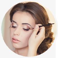 bruidsvisagie Susil's make-up