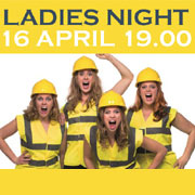 ladies night bruidsevent