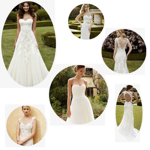 collectie trouwjurken bruidsjurken